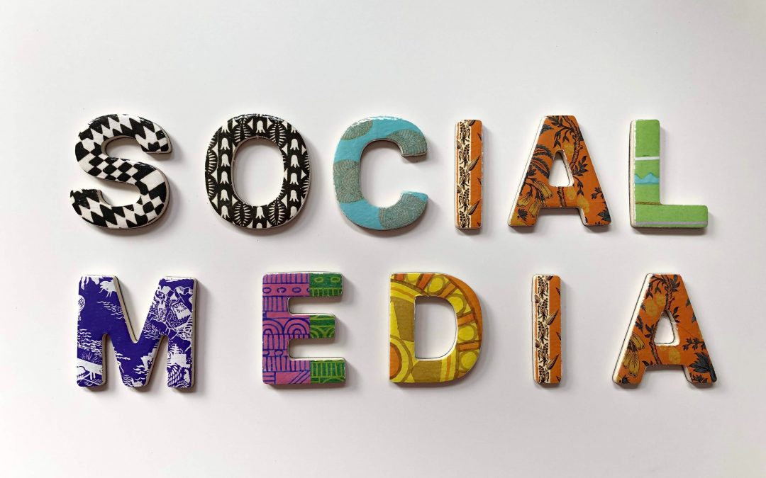 Why do businesses use social media?