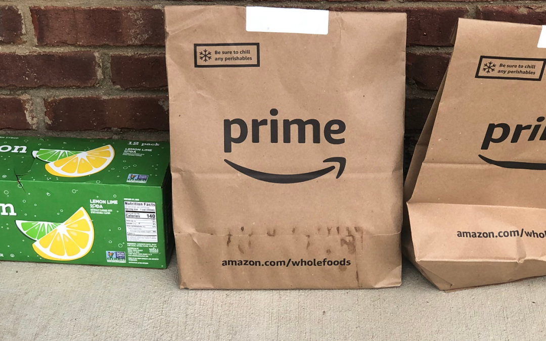 How does Amazon help small business?
