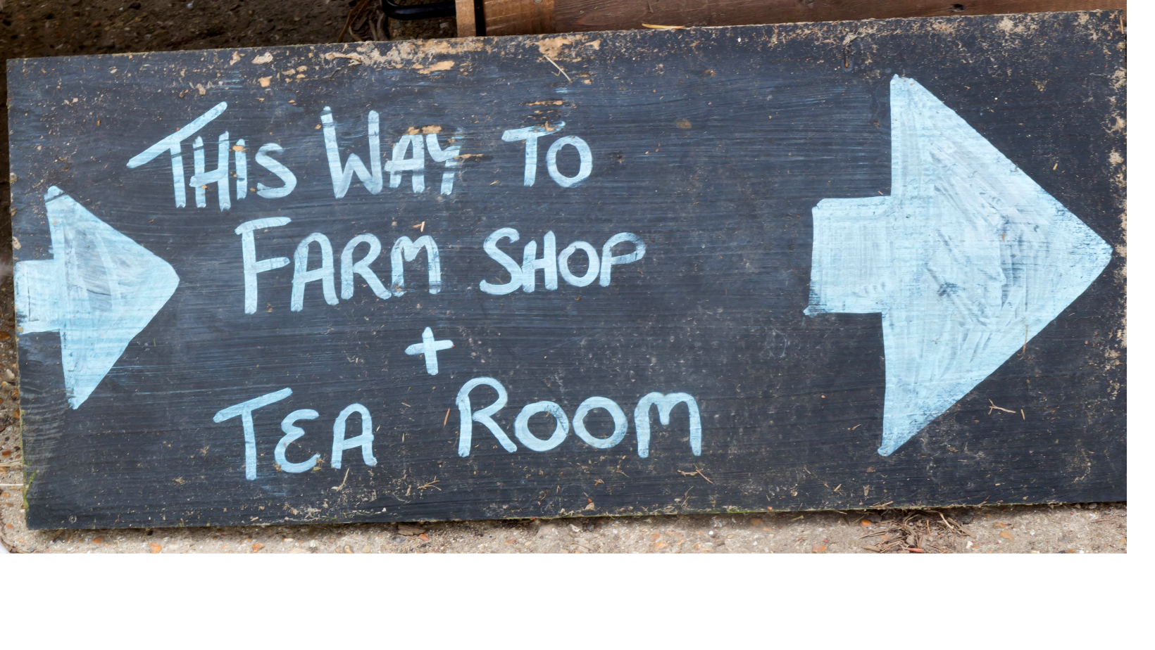 Farm Shop sign
